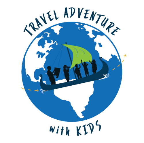 Travel Adventure with Kids logo